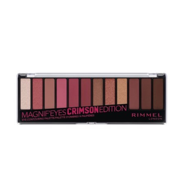 Rimmel London Other - Rimmel Magnif'eyes Eyeshadow Palette
